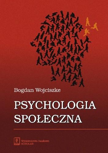 Bogdan Wojciszke, Psychologia społeczna